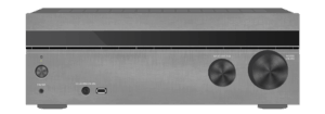 Receiver Icon for a Home Theater