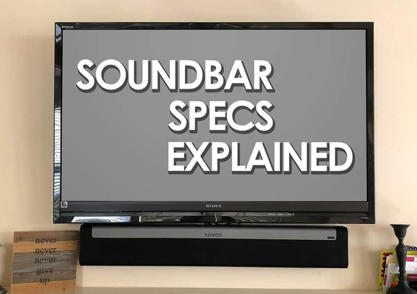 What Wattage Soundbar do I Need? – Soundbar Specs Explained!