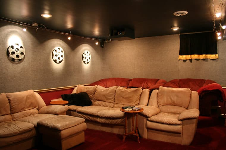 Home Theater Lighting Guide Everything You Should Know