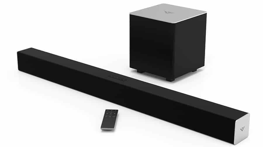 Vizio SB3821-C6.35 Soundbar (Must credit Vizio) - Smaller