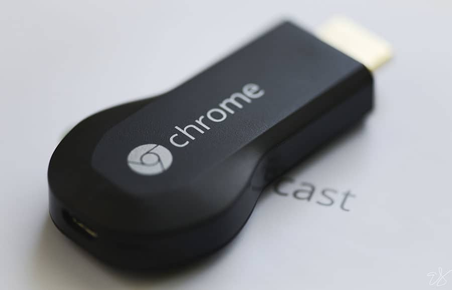 Chromecast_dongle - Smaller