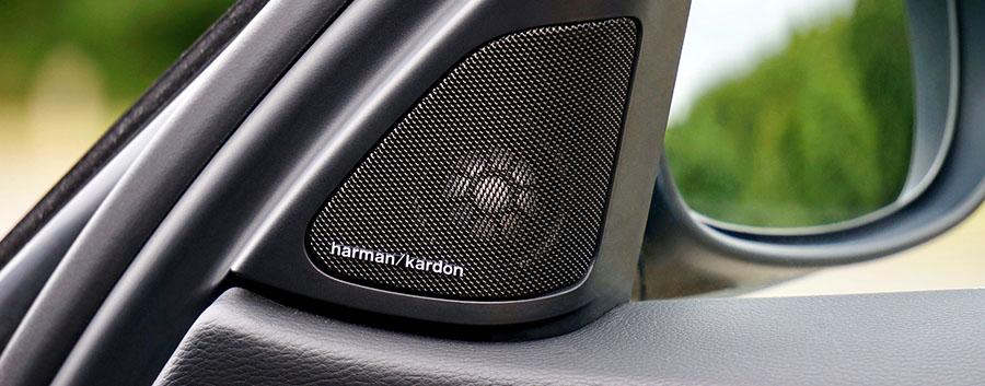 Car Speaker - Smaller