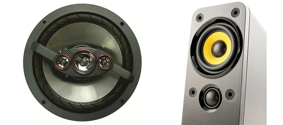 Car and Home Speaker Design Differences - Smaller