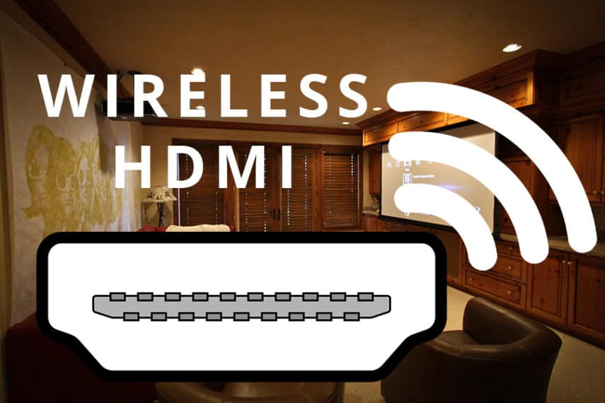 Wireless HDMI