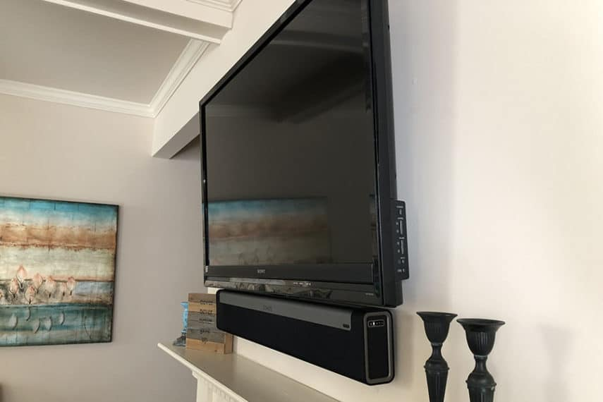 Soundbars Can Work Very Well in Large Rooms