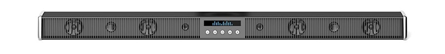 Advanced Active Soundbar