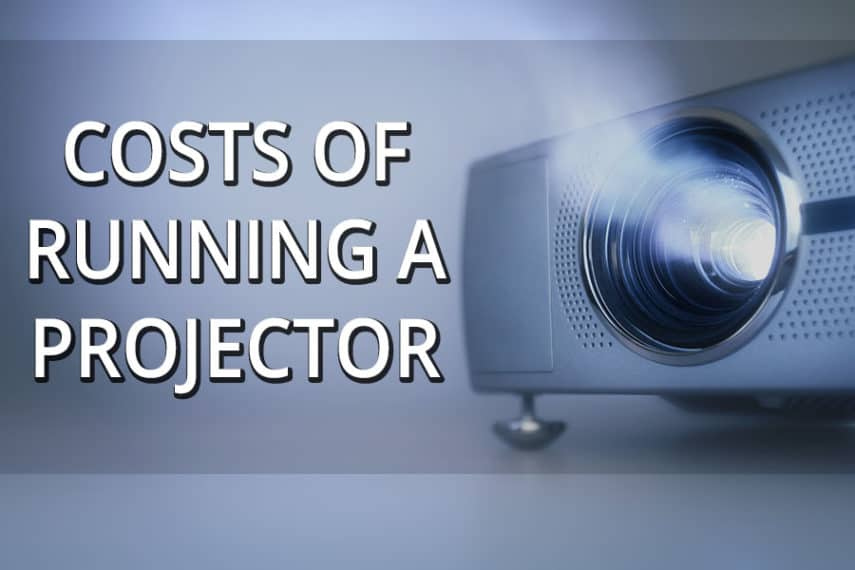 Are Projectors Expensive to Run?