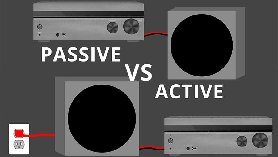Passive vs Active Subwoofers: Which is Better?