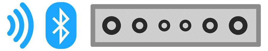 How to Set up Your Soundbar to Receive via Bluetooth
