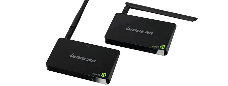 IOGEAR GW4K30KIT Wireless 4K HDMI Audio Video Extender Kit