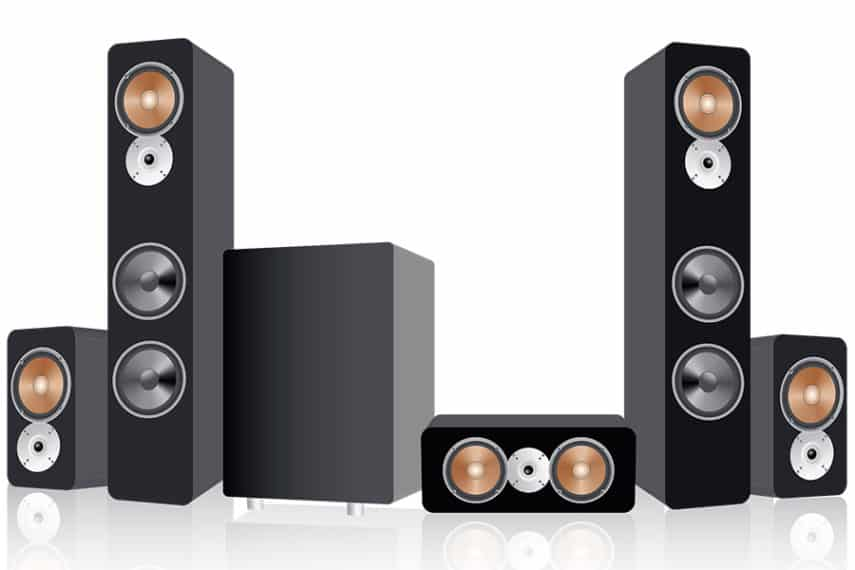 What is the Difference Between 2.1 and 5.1 Surround Sound