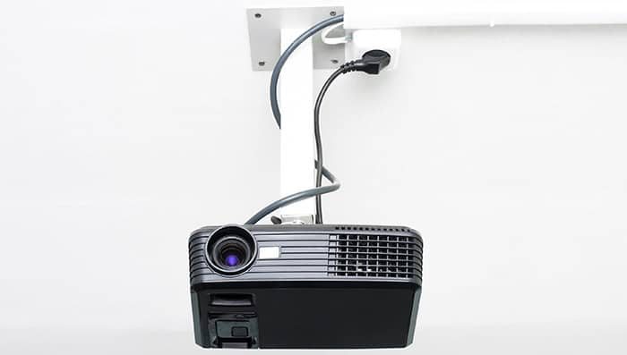 Mounted Projector