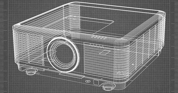 Projector Blueprint