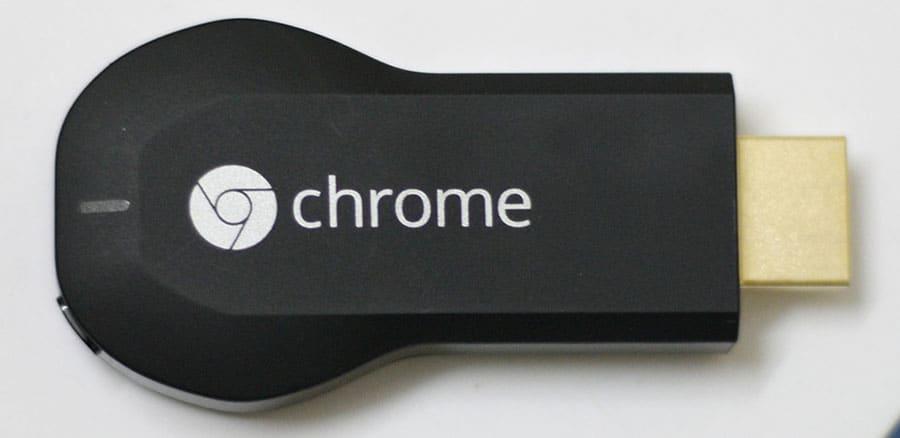 Chromecast - Smaller