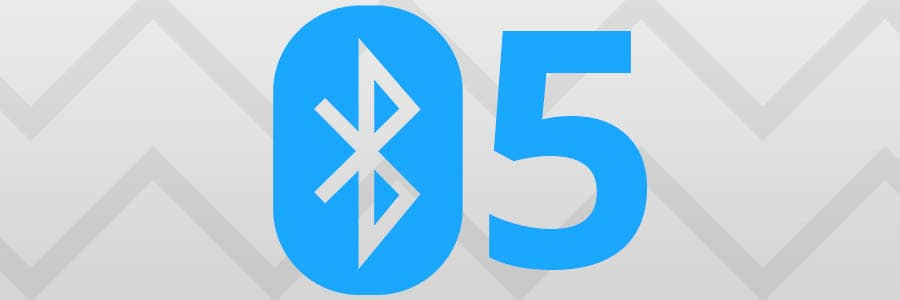 Bluetooth 5 - Smaller