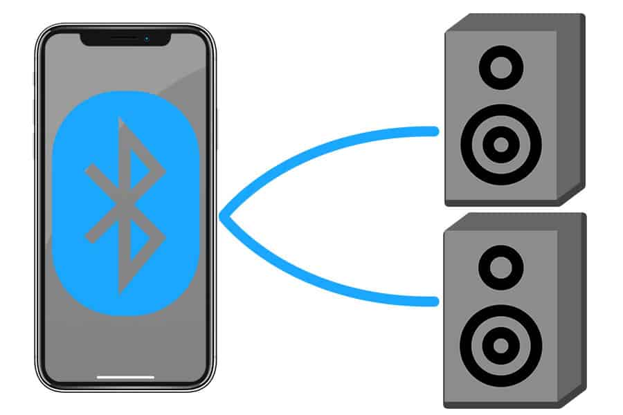 Can You Connect To Two Bluetooth Speakers At Once