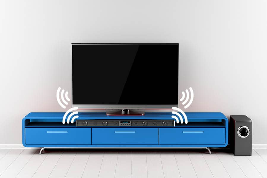 Can You Use a Soundbar and TV Speakers At the Same Time