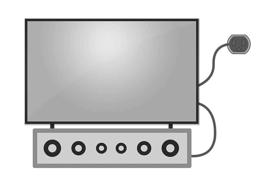 Can You Power a Soundbar with a TV - Featured Image -Smaller