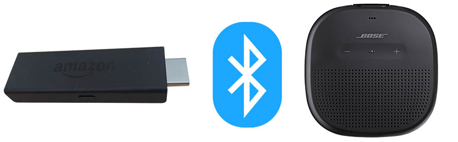 Connect a Bluetooth Speaker to a Fire TV Stick