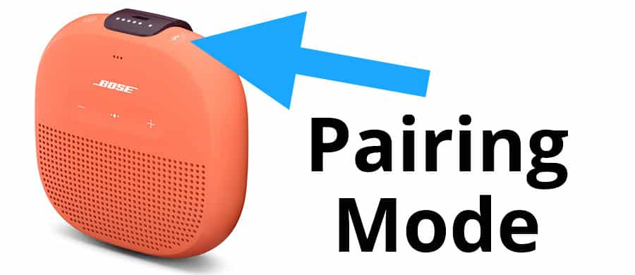 Connect a Bluetooth Speaker to a Fire TV Stick Step 1 Pairing Mode - Smaller