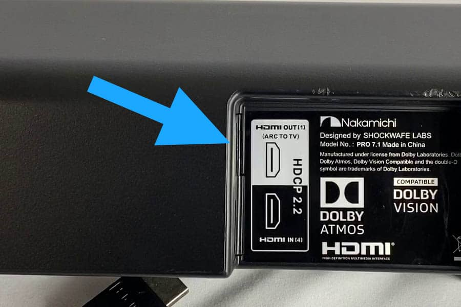 How HDMI ARC Works with Soundbars - Featured Image - Smaller