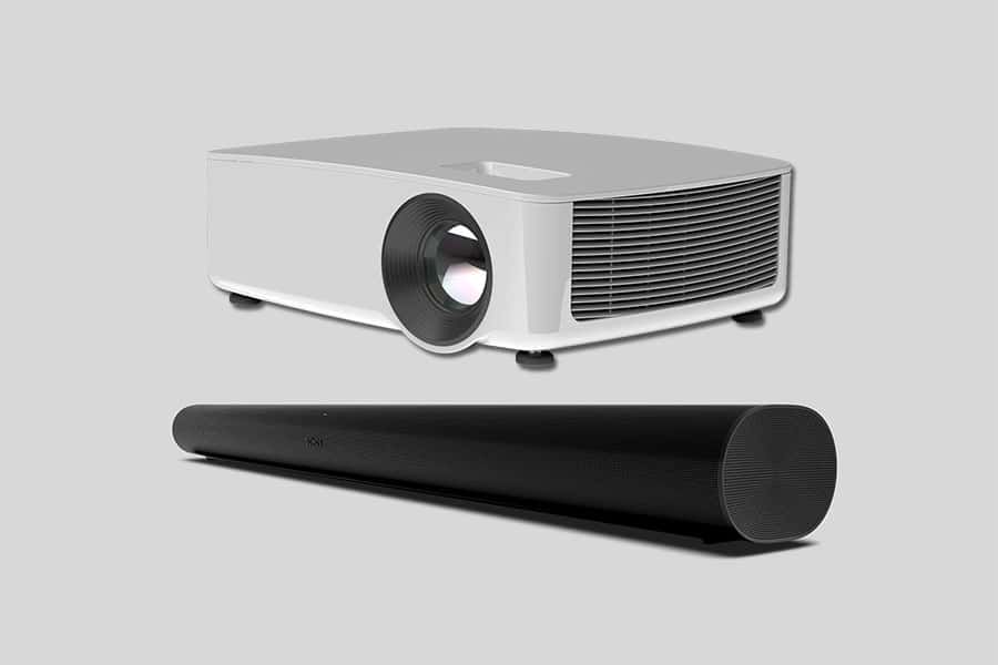 How to Connect a Soundbar to a Projector - Featured Image - Smaller