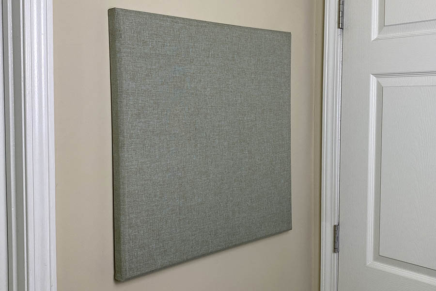 What is the Best Fabric for Acoustic Panels - Smaller
