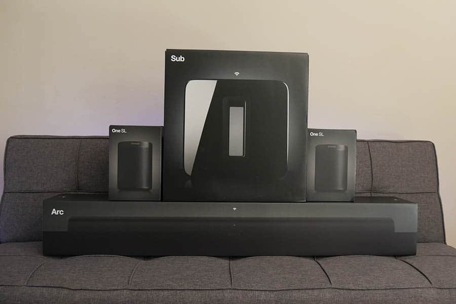 Best Alternatives to Sonos Arc Surround System - Featured Image - Smaller