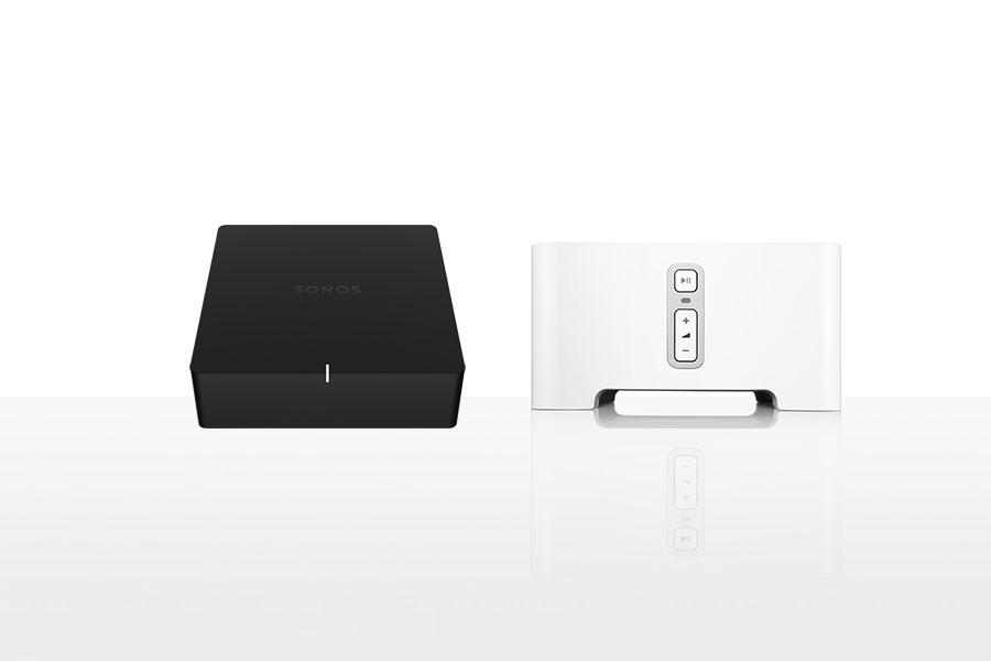 Sonos Connect vs Sonos Port - Featured Image - Smaller