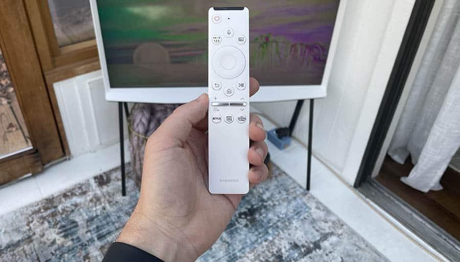 Samsung The Serif TV Remote Control