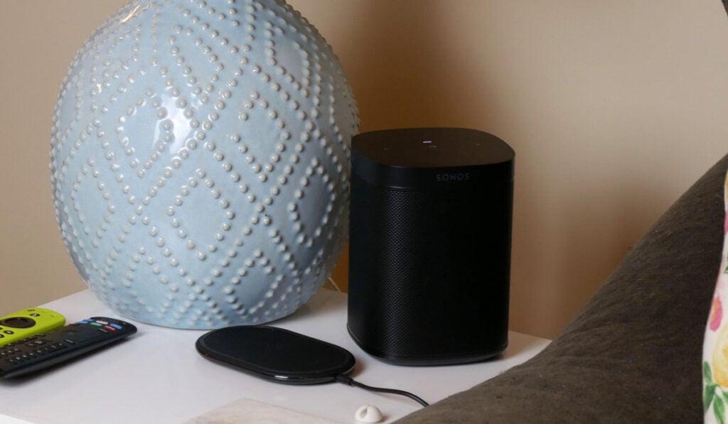Sonos One SL as Surround Speaker